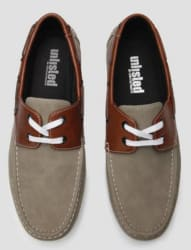 Kenneth Cole Men's Comment-ater Boat Shoes for $22