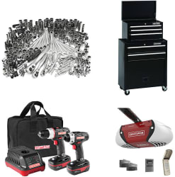 Tools at Sears: Up to 50% cash back