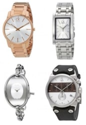 Calvin Klein Watches at Jomashop: Up to 86% off
