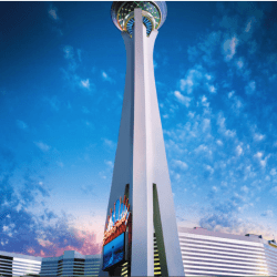 Stratosphere Hotel in Las Vegas from $34 per night