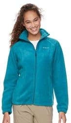 Columbia Women's Three Lakes Fleece Jacket $35