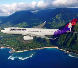 Hawaiian Airlines Fares to Hawaii from $356 RT