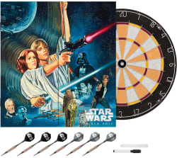 Star Wars Limited Edition Dartboard for $22