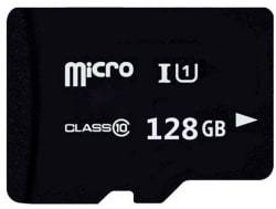 128GB Class 10 MicroSD Card for $11