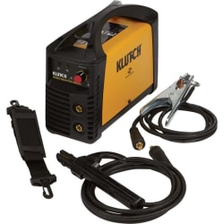 Klutch Inverter-Powered DC Stick Welder for $139