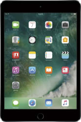 Apple iPad mini 4 128GB WiFi Tablet for $275