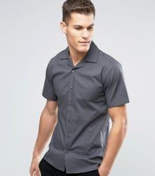 Only & Sons Men's Revere Collar Smart Shirt $14