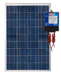 Coleman Solar Panel w/ 7A Controller from $120