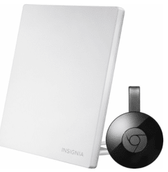 Google Chromecast Media Player w/Antenna for $35