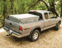 RuffSack Truck Bed Cargo Management System for $30