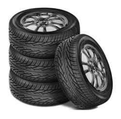 4 Sumitomo Solar All Season Performance Tires $208