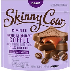 2 Skinny Cow Divines Coffee 5.3-oz. Bags for $4