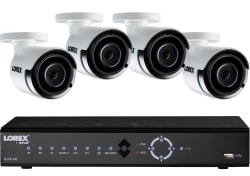 Lorex 2TB 8-Channel HD Surveillance System $500