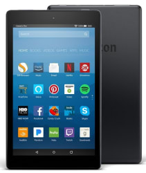 """7th-Gen Amazon Fire HD 8 16GB 8"""" Tablet for $50"""