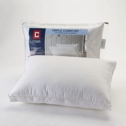 Chaps Extra Firm Triple Comfort Pillow for $12