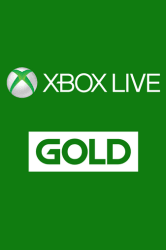Xbox Live Gold 1-Month Subscription for $1