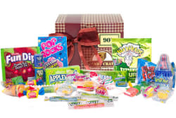 Candy Crate 1990s Retro Candy Gift Box for $19