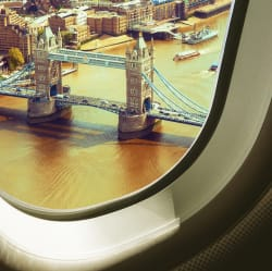 I Flew to London on a Budget Airline for $380 — Here's What I Learned