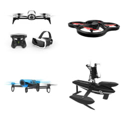 Parrot Drones at TechRabbit: Extra 20% off