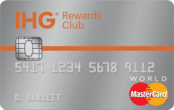 IHG® Rewards Club Select Card: 80,000 bonus points