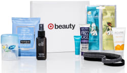Target 8-Piece July Beauty Box $7