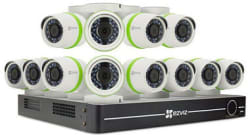 Ezviz 12-Camera 2TB 1080p Security System $499