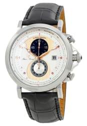 Lucien Piccard Men's Pegasus Chrono Watch for $70