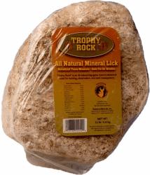 Trophy Rock All Natural 12-lb. Mineral Lick $10