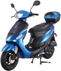 TaoTao 49cc Gas-Powered Motor Scooter for $600