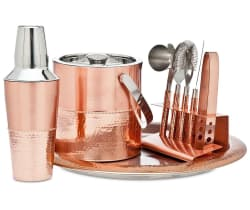 Godinger Copper Bar Tools Set for $49 + free shipping