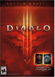 Diablo III Battle Chest for PC for $5