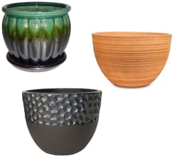 Clearance Pots and Planters at Lowe's from $4