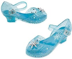 Disney Girls' Elsa Light-Up Costume Shoes for $10