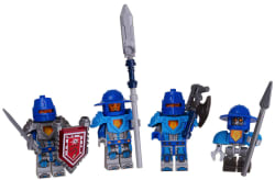 LEGO Nexo Knights Army-Building Set for $7
