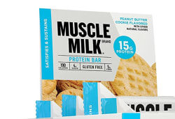 48 Muscle Milk Protein Bars for $24