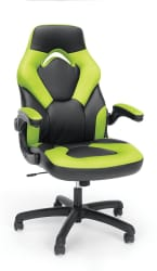 Essentials by OFM Racing Leather Gaming Chair $66
