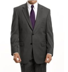 Jos. A. Bank Men's Windowpane Suit Jacket for $59
