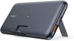 Aukey Wireless 10,000mAh USB-C Power Bank for $18 + $3.99 s&h