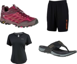 Merrell Sale: Up to 50% off + 10% off