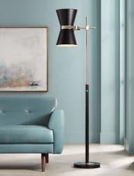 Possini Euro Oxford Mid-Century Director Lamp $200
