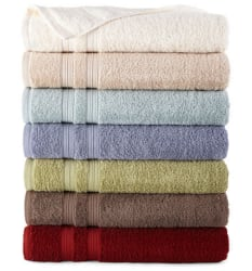 Home Expressions Bath Towels at JCPenney from $1