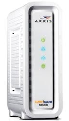 Arris Surfboard DOCSIS 3.1 Cable Modem for $150