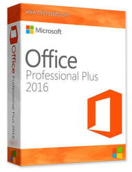 Microsoft Office Professional Plus 2016 PC for $21