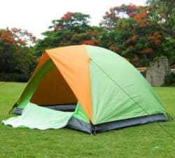 EyeFire Double Layer 2-Person Camping Tent $10