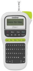 Brother P-Touch Easy Handheld Label Maker for $10
