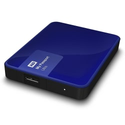 WD 3TB USB 3.0 Portable HDD w/ Case for $100