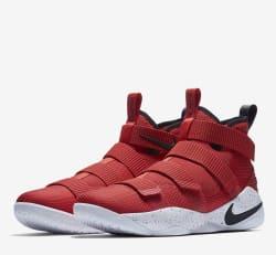 Nike Men's LeBron Soldier XI Basketball Shoes $65