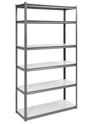 Muscle Rack 6-Shelf Boltless Storage Rack $57