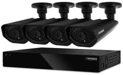 Defender 4-Camera 1TB Surveillance System for $170