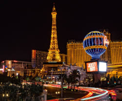 4-Night Stay at Paris Las Vegas Hotel from $47/nt